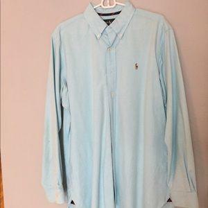 Ralph Lauren dress shirt.